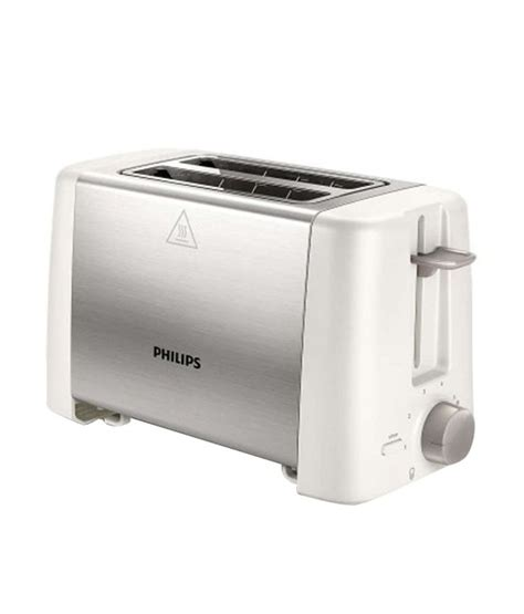 Pop Up Toaster Philips philips hd4825 01 2 2 slice pop up toaster price in india