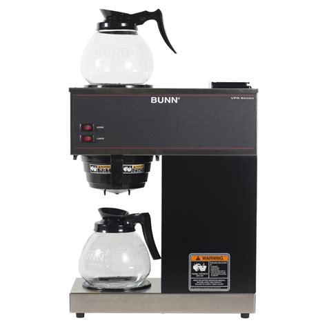 bunn grb coffee maker manual is there a troubleshoot guide for a bunn