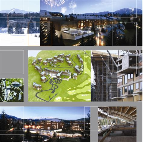 SILVER MOUNTAIN Resort Architectura Group