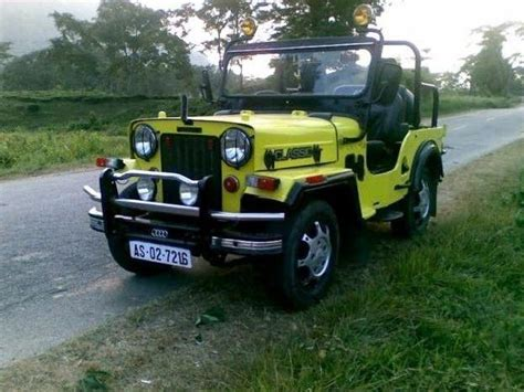 jeep car mahindra mahindra jeep 14 used classic original mahindra jeep