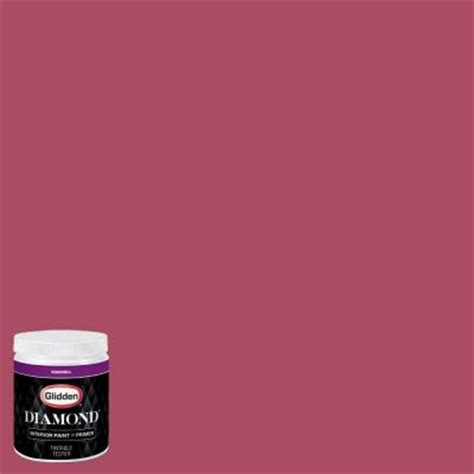 glidden team colors 8 oz cfb 101d ncaa ohio state scarlet interior paint sle gld cfb101d 16