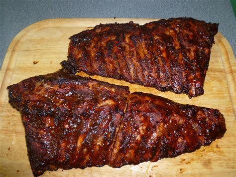 rub for barbecue ribs recipe dishmaps