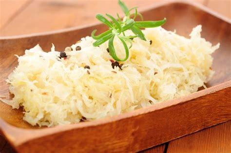 come cucinare crauti crauti alimenti crauti alimenti