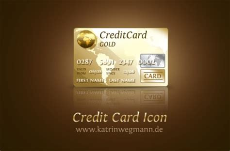 Credit Card Template Gold Credit Business Card The Most Beautiful Credit Card