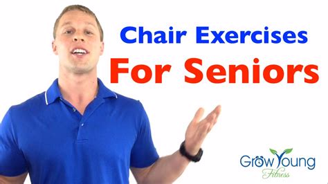 chair exercises for elderly adults chair exercises for seniors senior fitness exercises