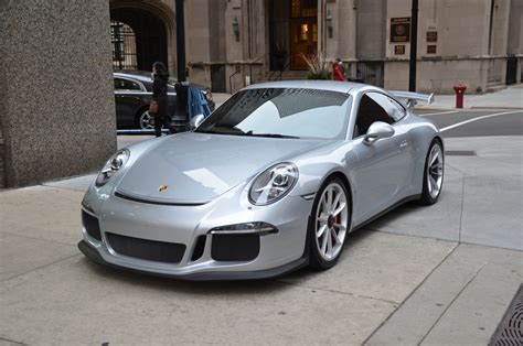 gold porsche gt3 2015 porsche 911 gt3 stock 84223 for sale near chicago