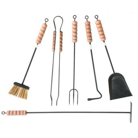 utensili per camino kit utensili in ferro per camino o stufa ca cfi20m