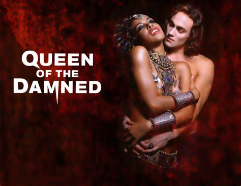 film the queen of the damned queen of the damned by kyukitsune on deviantart