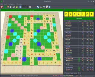 linux scrabble les logiciels de jeux linux 224 t 233 l 233 charger gratuitement