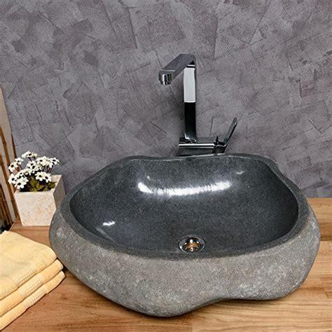 Naturstein Waschbecken Polieren by Wohnfreuden Naturstein Waschbecken 60 Cm Poliert Stein
