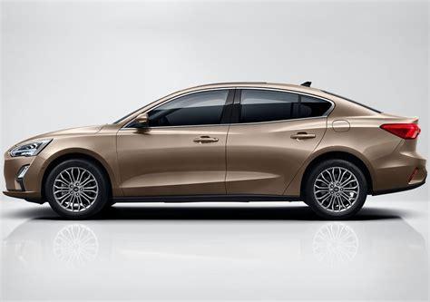2019 Ford Focus Sedan by 2019 Ford Focus