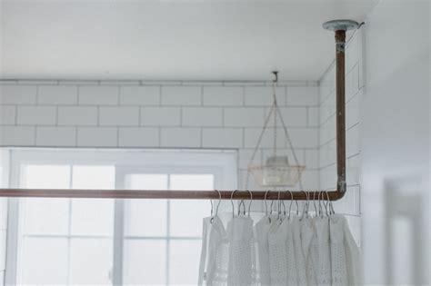 black shower curtain rods black shower curtain rod soozone