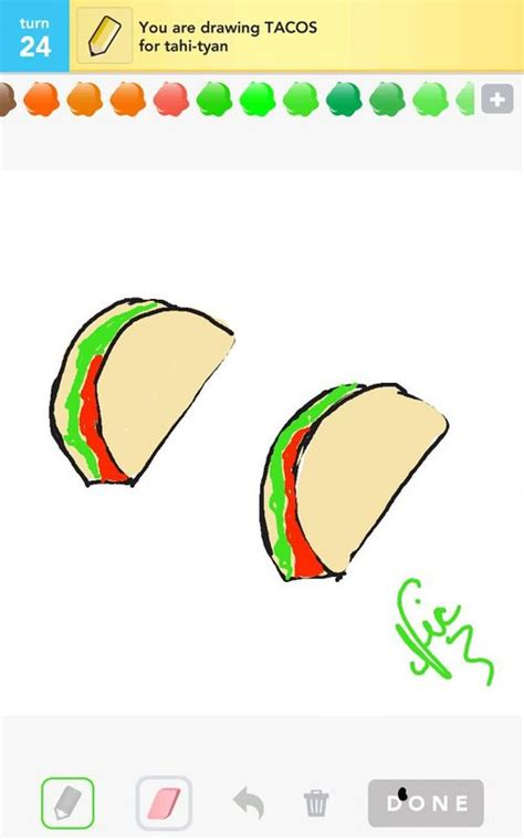 tacos drawings how to draw tacos in draw something the