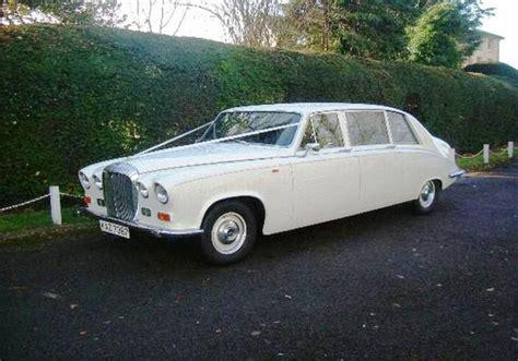 Wedding Car Worcester by Daimler Wedding Car Classic Wedding Car In Worcester