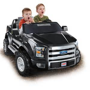 Power Wheels Fisher Price Power Wheels Ford F 150 12 Volt Battery