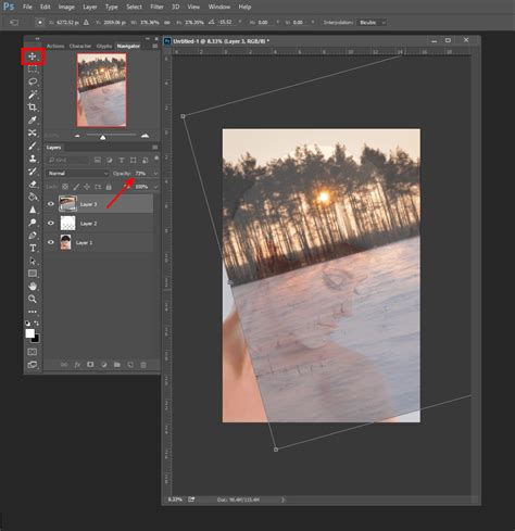 landscape double exposure tutorial how to create double exposure effects in photoshop