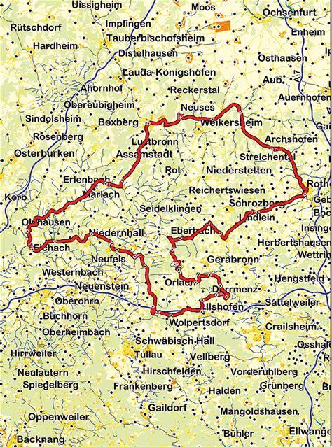 Motorradtouren Jagsttal Kochertal by Motorradtour Schw 228 Bische Alb Romantisches Deutschland