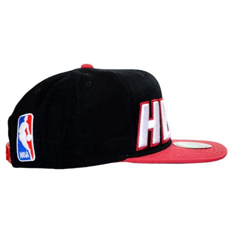 Snapback Adidas Baseball mitchell ness miami heat nba adidas on court snapback baseball cap nba basketball caps