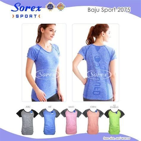 Sorex Baju Tidur Sorex 7024 jual baju sport 2075 by sorex sport baju olahraga di lapak intimates id sorex