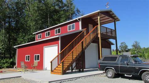 monitor style garageshop  living quarters