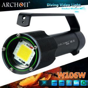 10000 lumen light box china archon w106w diving flashlight max 10000 lumens led