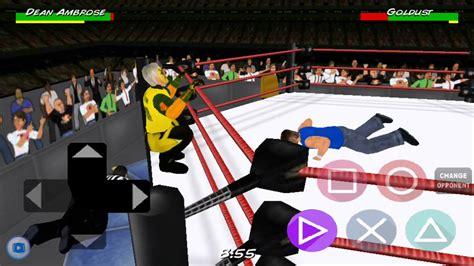 download mod game wrestling revolution 3d wrestling revolution 3d wwe 2k18 mod 4games