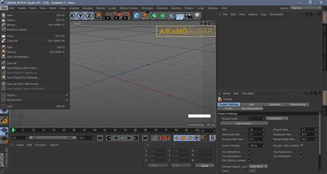 Cinema 4d 18 Version For Windows 4dvd maxon cinema 4d studio r18 028 version terbaru suhar