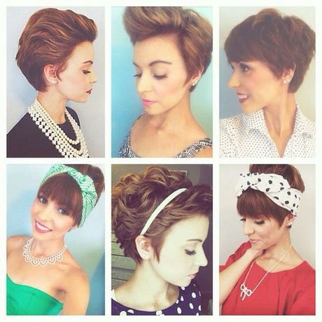 how to style a pixie cut different ways black hair ways to style a pixie haircut