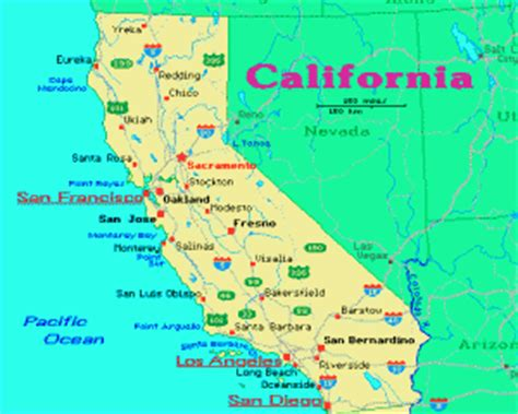 california map driving driving map of california california map