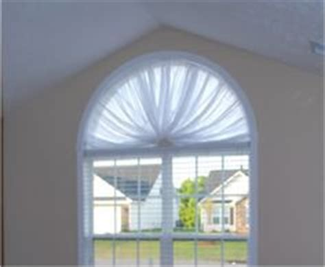 Half Circle Window Curtains 1000 Images About Curtains On Pinterest Half Moon Window Arched Windows And Half Circle Window