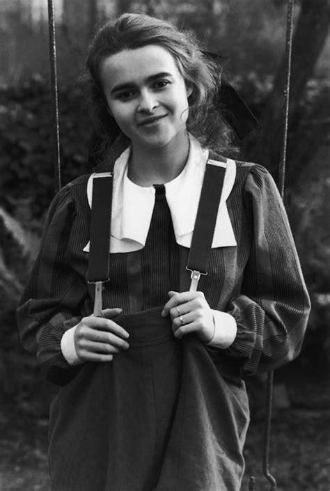 Helena Bonham Carter 80s Style - Teenage | Teenage - A