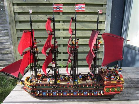 lego pirate boat awesome lego pirate ship lego pirates pinterest