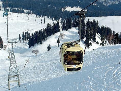 gulmarg gondola in january 2015 youtube gulmarg gondola cable car paradise kashmir