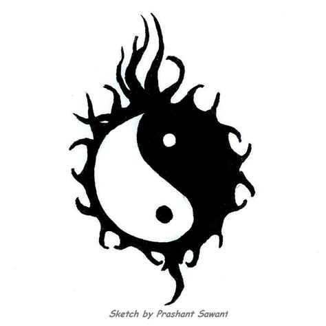 yin yang dragon tattoo designs these yin yang designs will inspire you to