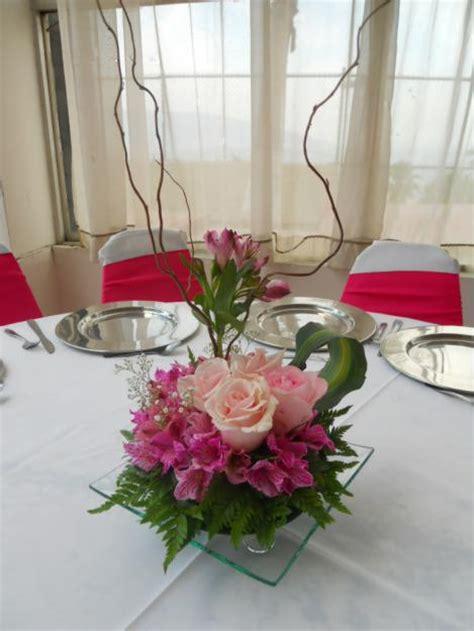 arreglo floral para centro de mesa bautizos matrimonios etc arreglos de mesa studiomonserrath