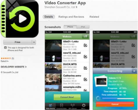 converter app for pc best avi to mp4 converter for mac pc iphone ipad android