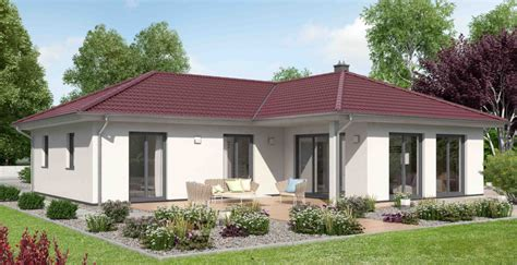 haus bauen bungalow bungalow w 126 ytong bausatzhaus