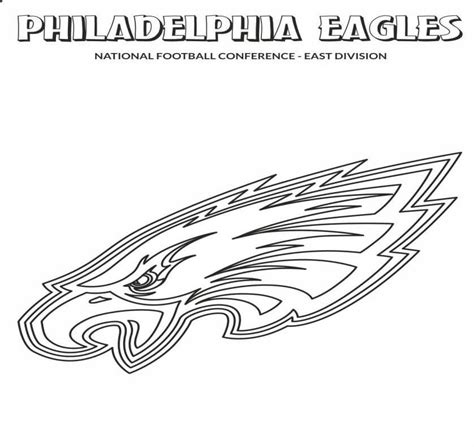 free philadelphia eagles coloring pages top 10 free printable philadelphia eagles coloring pages