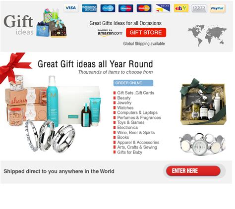 great gift ideas store