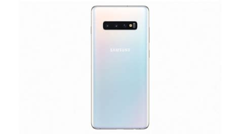 buy samsung galaxy s10 128gb prism white harvey norman
