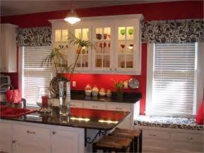Kitchen Decorating Ideas With Red Accents by This Joyful Life Dreaming Of Decorating And More Kitchen