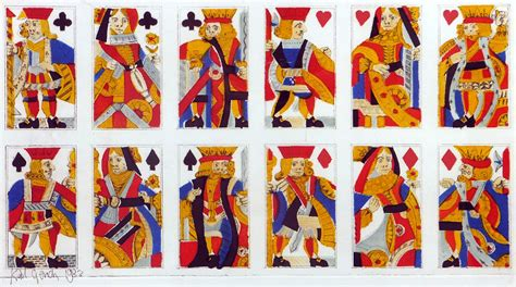 english pattern playing cards karl gerich no 1 the world of playing cards