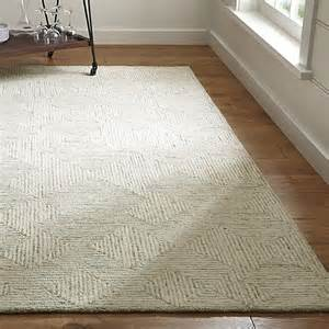 crate and barrel rug neutral wool rug crate and barrel