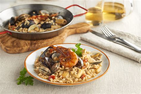 recetas de cocina paella de marisco paella de marisco paella de marisco receta tradicional