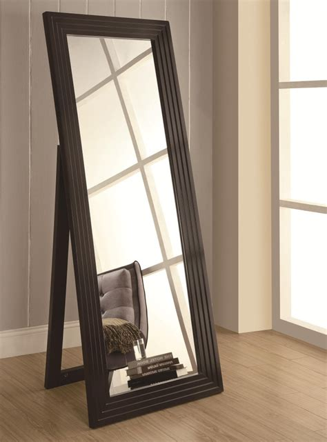 Floor Mirrors Cheap photos coaster furniture 900454 accent mirrors floor