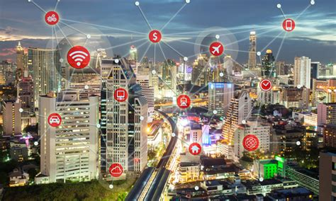 sharing cities encourages delivery  smart transport