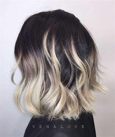 two tone bob hairstyle trendy bob haircuts bob hairstyles 2017 short