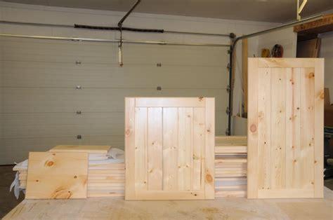 Pine Cabinet Doors by Knotty Pine Cabinet Doors By Friesen Lumberjocks