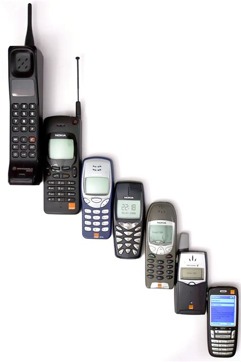 Cell Phone by Ismooth S Favorite Pieces Of Technology From The 90 S