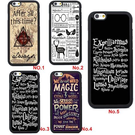Harry Potter Iphone 5 5s Se 6 Plus 4s Samsung Ipod Htc Sony Cases 6 details about harry potter silicone cover for iphone 4 4s 5 5s se 5c 6 6s plus phone
